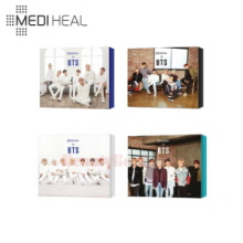 MEDIHEAL BTS Mask sheets with Photocard Special Set [BTS Edition]